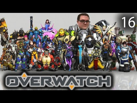 You Can't Call A Country Nipple | Overwatch Ep. 16 (видео)