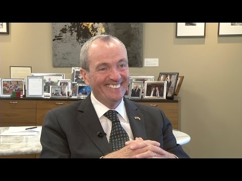 Phil Murphy Becomes First Candidate in 2017 Governor's Race