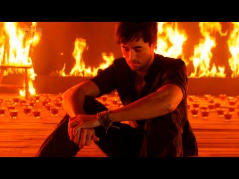 Enrique Iglesias - Ayer (close-up, english, multi-lang lyrics)