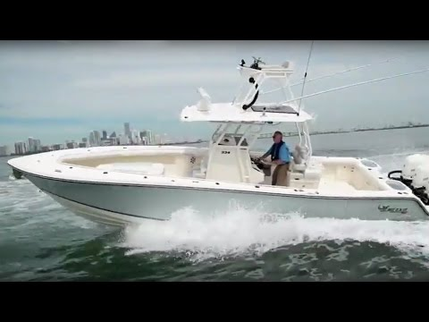 Mako 334 CC Sportfish Editionvideo