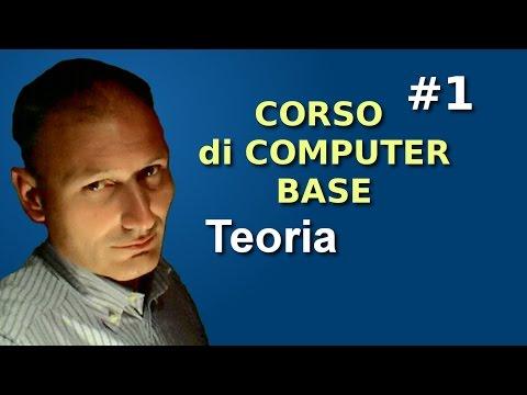 Maggiolina - Corso di Computer Base - 1 Teoria