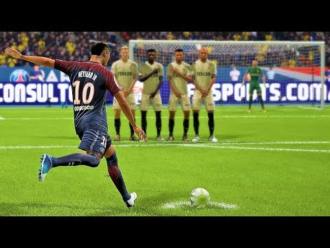 FIFA 18 TOP 100 GREATEST FREE KICK GOALS