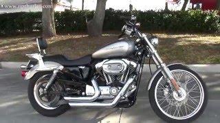 9. Used 2007 Harley Davidson XL1200C Sporster Custom