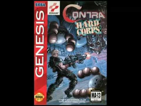 『HQ』 Contra Hard Corps OST - Zephyr
