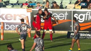 Brumbies v Crusaders Rd.9 2016 | Super Rugby Video Highlights