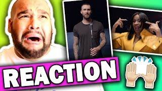 Video Maroon 5 ft. Cardi B - Girls Like You (Music Video) REACTION MP3, 3GP, MP4, WEBM, AVI, FLV Agustus 2018