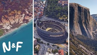 Video Google Earth's Incredible 3D Imagery, Explained MP3, 3GP, MP4, WEBM, AVI, FLV Juli 2018