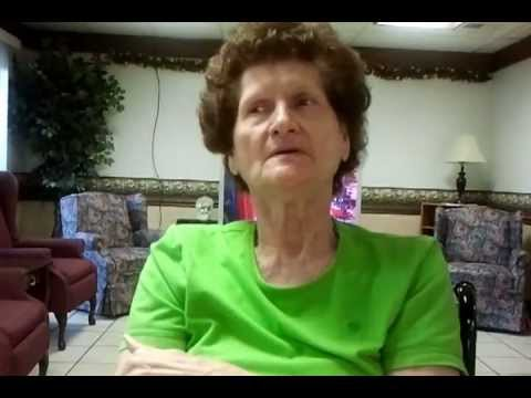 Interview of Alzheimer's Mom, By Daughter