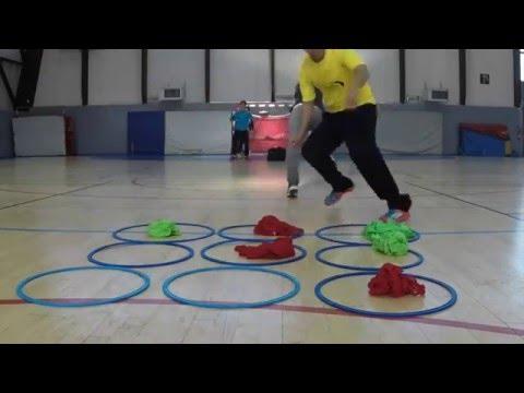 Motion - Kryds og bolle