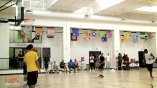 Tony Snell - 2013 NBA Pre-Draft Workout - 3-Point Shooting Drill