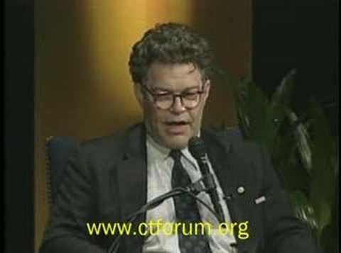 Ann Coulter, Al Franken: Who in History Would You Be?  FDR & Hitler!