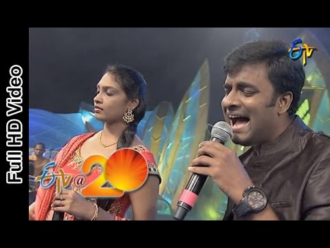 Video Hemachandra and Anjana Sowmya Performs - Chudaddantunna Chustunneunta Song in Eluru ETV @ 20 Celebra download in MP3, 3GP, MP4, WEBM, AVI, FLV January 2017