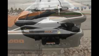 1. 2014 Sea Doo GTX 155