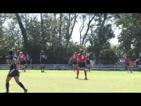 Highlights from CUA Women's Soccer against Whittier