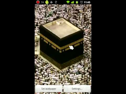 Video of Mecca Hajj Live Wallpaper