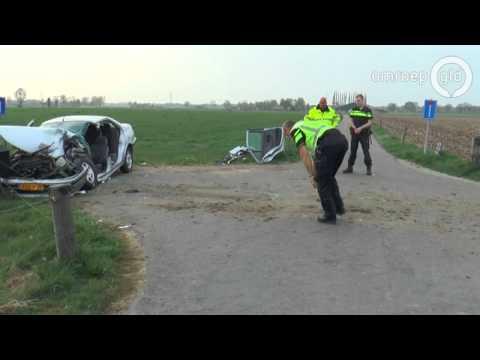 Gewonde bij ongeval Wehl