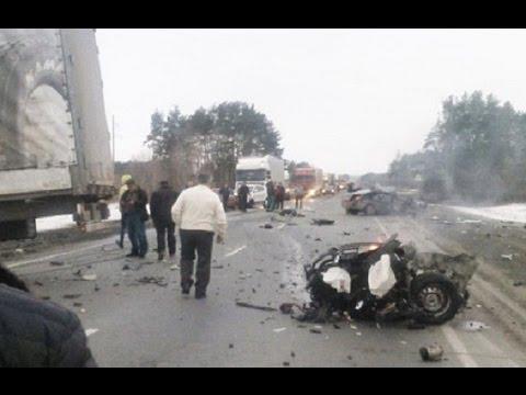 Подборка жестких аварий Марта (Первая неделя)