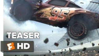 Cars 3 Official Trailer  Teaser 2017  Disney Pixar Movie