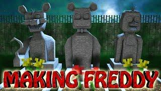 Minecraft   CREATE ANYTHING MOD Showcase! (Five Nights at Freddy's, Foxy, Freddy, Chica)