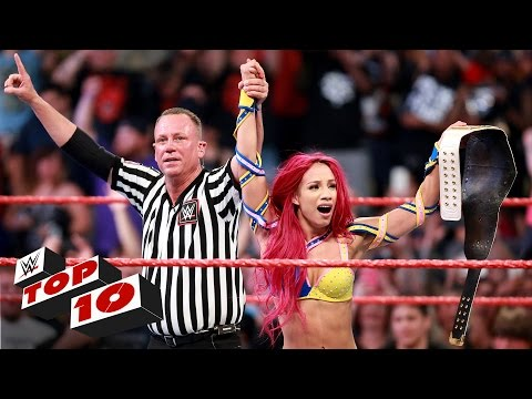 Video Top 10 Raw moments: WWE Top 10, July 25, 2016 download in MP3, 3GP, MP4, WEBM, AVI, FLV February 2017