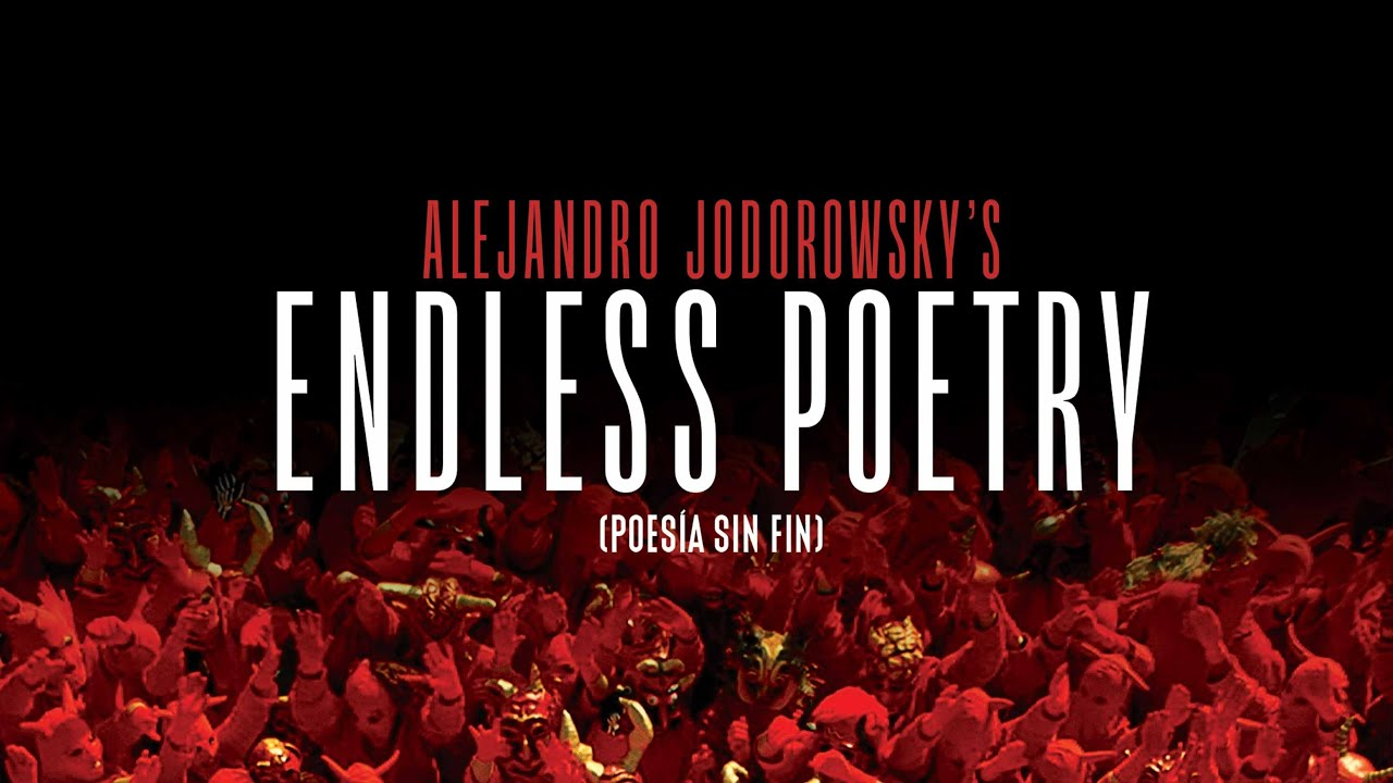 Endless Poetry Trailer