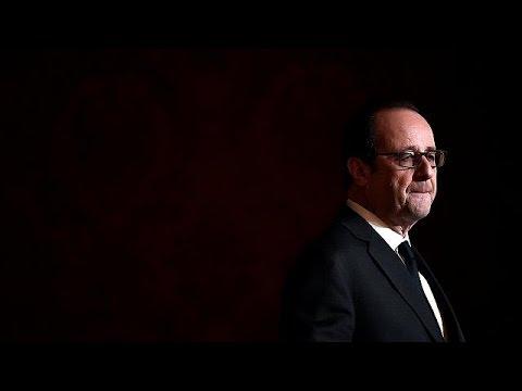 Φρανσουά Ολάντ: Έφυγε πριν το μεγάλο εκλογικό του Βατερλό
