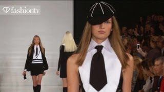 Ralph Lauren Spring/Summer 2014 Ft Karlie Kloss | MB New York Fashion Week NYFW | FashionTV