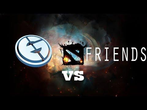 Evil Genius Vs Friends SL i-League 2 Dota 2.