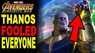 Video Here's What Thanos Really Did In Avengers Infinity War (Film Theory) MP3, 3GP, MP4, WEBM, AVI, FLV Juli 2018
