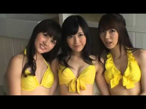 Haruka Nakagawa JKT48 Gravure (видео)