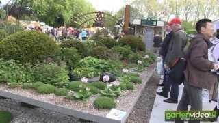 #1161 Chelsea 2013 - First touch garden - Die erste Berührung