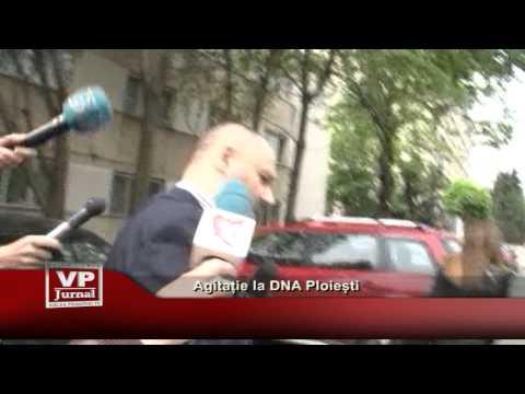 Agitație la DNA Ploiești