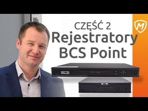Szkolenie BCS - Część II: Rejestratory BCS Point