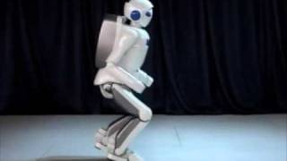 Baixar video youtube - Robot running