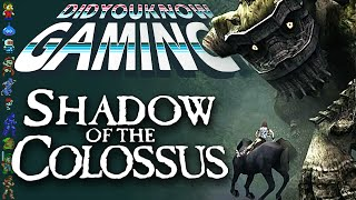 Shadow of the Colossus - Did You Know Gaming? Feat. Jacksepticeye
