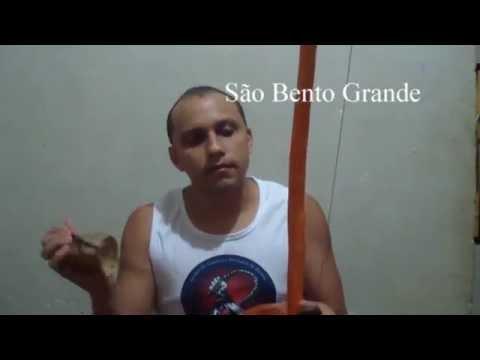 10 Toques de Berimbau capoeira Primitiva
