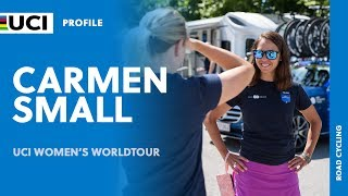 From riding to managing a team as a Directeur Sportif. Check out Team Vélo Concept's Carmen Small profile.More at http://bit.ly/uciwomensworldtourFollow us on Twitter @UCI_WWT and #UCIWWT