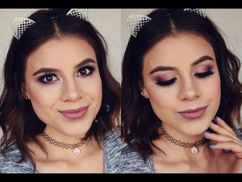 Maquillaje para día | Sin delineado negro