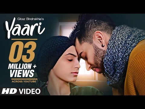 Yaari Gitaz Bindrakhia Punjabi Song | Intense, Navi Ferozpurwala | Latest Punjabi Songs 2019