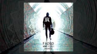 Alan Walker - Faded (Lost Stories Remix)