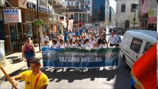 Seferihisar Belediyesi Yaz Spor Okulu Açıldı!