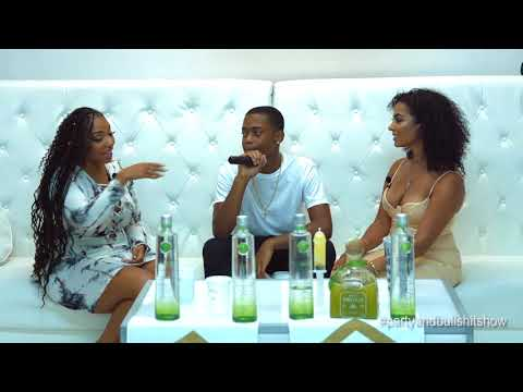 (Pt.1 of 2)  Michael Rainey Jr (Tariq from Power)  Interview On Party and Bullshit Show