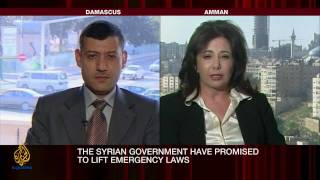 Inside Story: Conspiracy over Syria protests