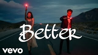 Download Lagu AJ Salvatore & Fluencee - Better ft. Bri Tolanis / Lyric Video) Mp3