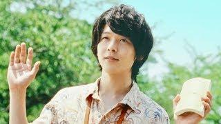 中村倫也、つぶらな瞳のかわいらしい共演者に「僕もはじめなきゃね!」/QUICPay新TVCM『そろそろ、クイック?』篇