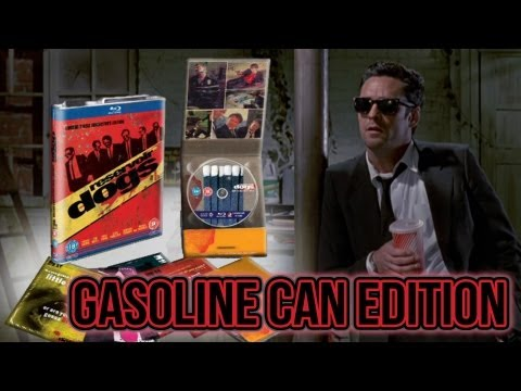 Reservoir Dogs | Gasoline Can Edition Blu-ray | UK