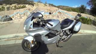 6. 2004 Ducati ST3 Details