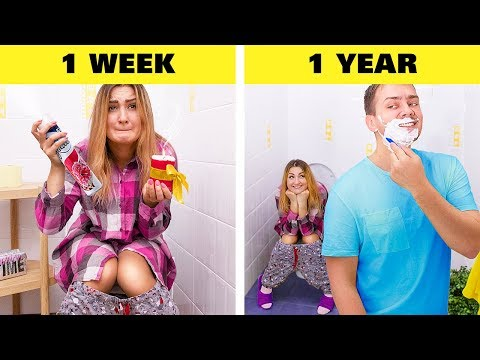 Relationship: One Week vs One Year