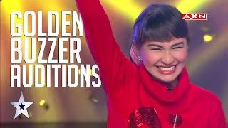 Video Golden Buzzer Moments From Asia's Got Talent 2015! MP3, 3GP, MP4, WEBM, AVI, FLV Juli 2018