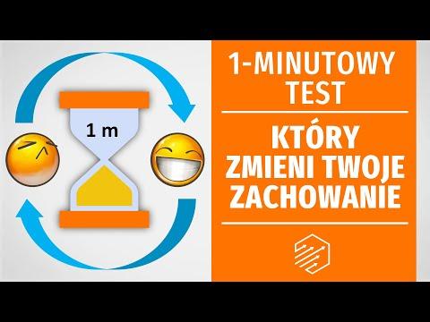 1-minutowy test, który zmieni Twoje zachowanie (udowodnione naukowo!)
